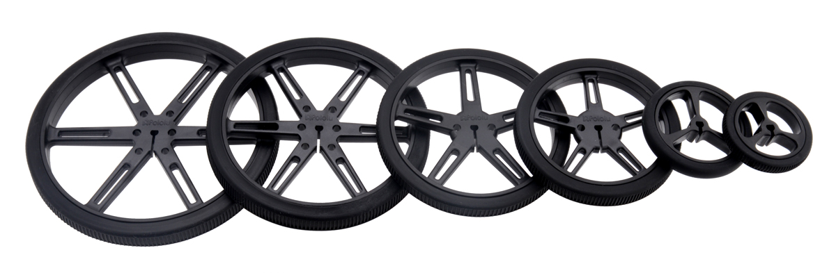 Pololu wheels