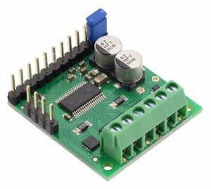 Pololu Tic 36v4 USB Multi-Interface High-Power Stepper Motor Controller 3140